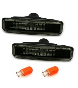 Par de intermitentes laterales ahumados klarglas Bmw E39 intermitencias de aleta