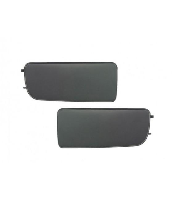 Tapas de faros antiniebla para Bmw E36 + M3 molduras de focos de niebla