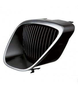 Parrilla de calandra frontal Seat Altea 5P 04-09 rejilla Supercopa sin logo negra