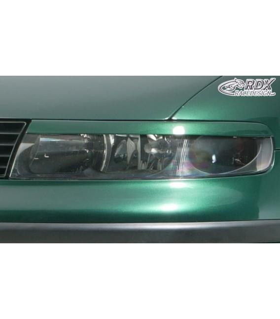 Pestañas de faros para Seat Leon Mk1 Toledo Mk2 1M RDX Racedesign