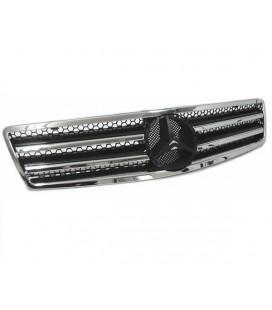 Calandra frontal de Mercedes SL R129 parrilla negra
