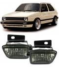 Par de antinieblas para VW Golf MkII focos de niebla ahumados