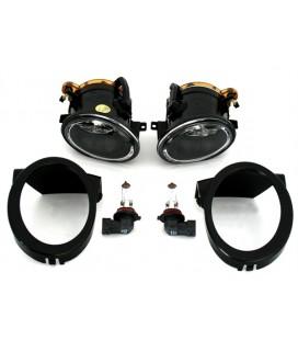 Set de ópticas de niebla Pack M para Bmw E46 Touring ranchera