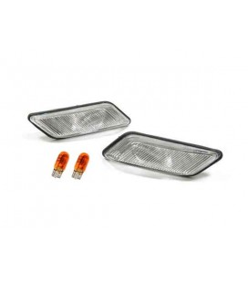 Set dos intermitentes laterales blancos para Bmw Z3
