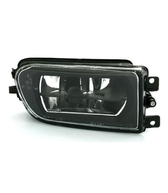 Faro foco de niebla derecho para Bmw Z3 óptica antiniebla cristal liso