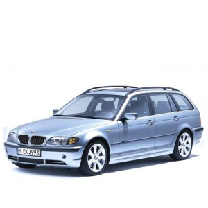 Bmw E46 Touring ranchera familiar Restyling 09/2001-03/2005