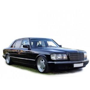 Mercedes Clase S W126